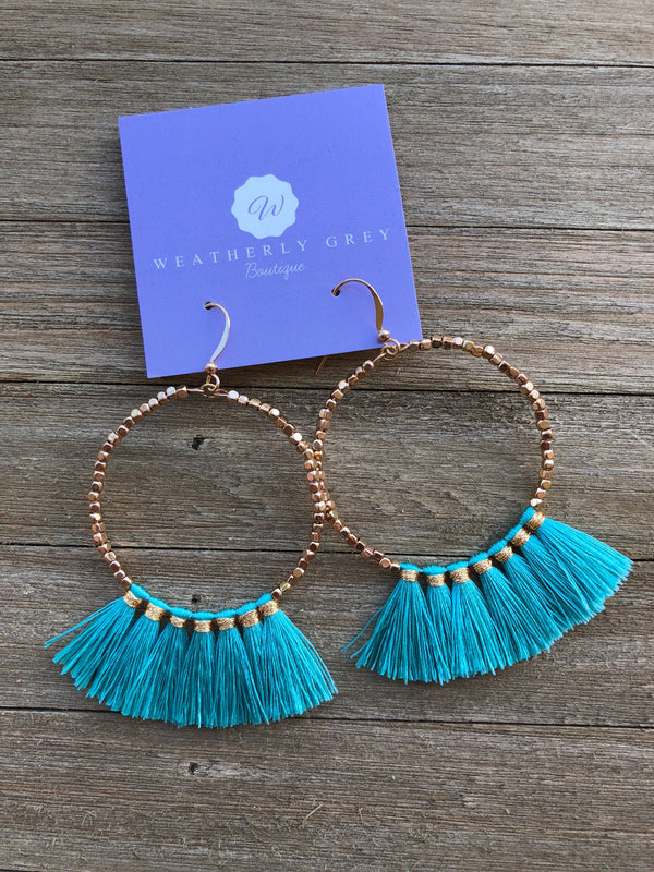 Make a Statement Earrings