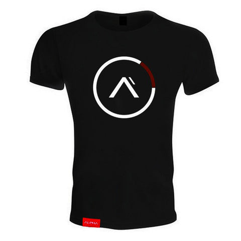 Alpha Wear Men's fitted T-shirt for working out, running or casual wear - Metaphysiqueonline
