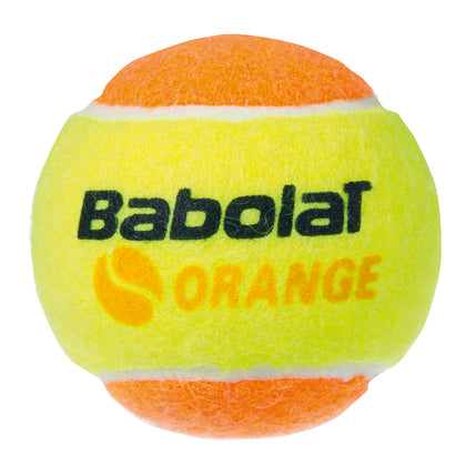 Babolat Orange Tennis Balls (x3)
