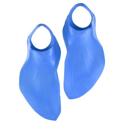 Aquasphere Alpha Fins - Moulded Swimming fins - Blue