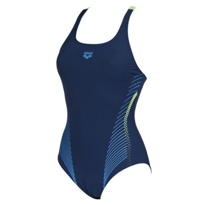 Arena Fluids - Women's Swimwear - Navy/Persian Green