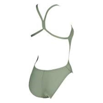 Arena Mast High - Women's Swimwear - Army