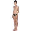 Arena Solid Brief Boy's Swimwear - Black