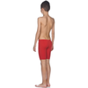 Arena Solid Jammer Boy's Swimwear - Red