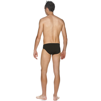 Arena Solid Brief Men's Swimwear - Black
