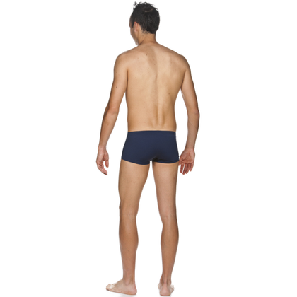 Arena Solid Squared Short Men's Swimwear - Navy
