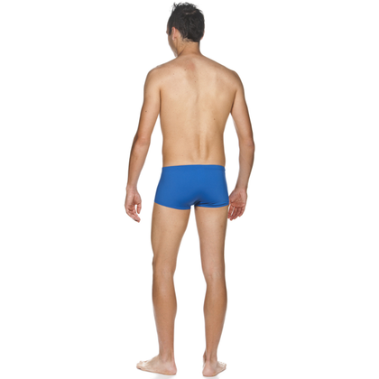 Arena Solid Squared Short Men's Swimwear - Royal