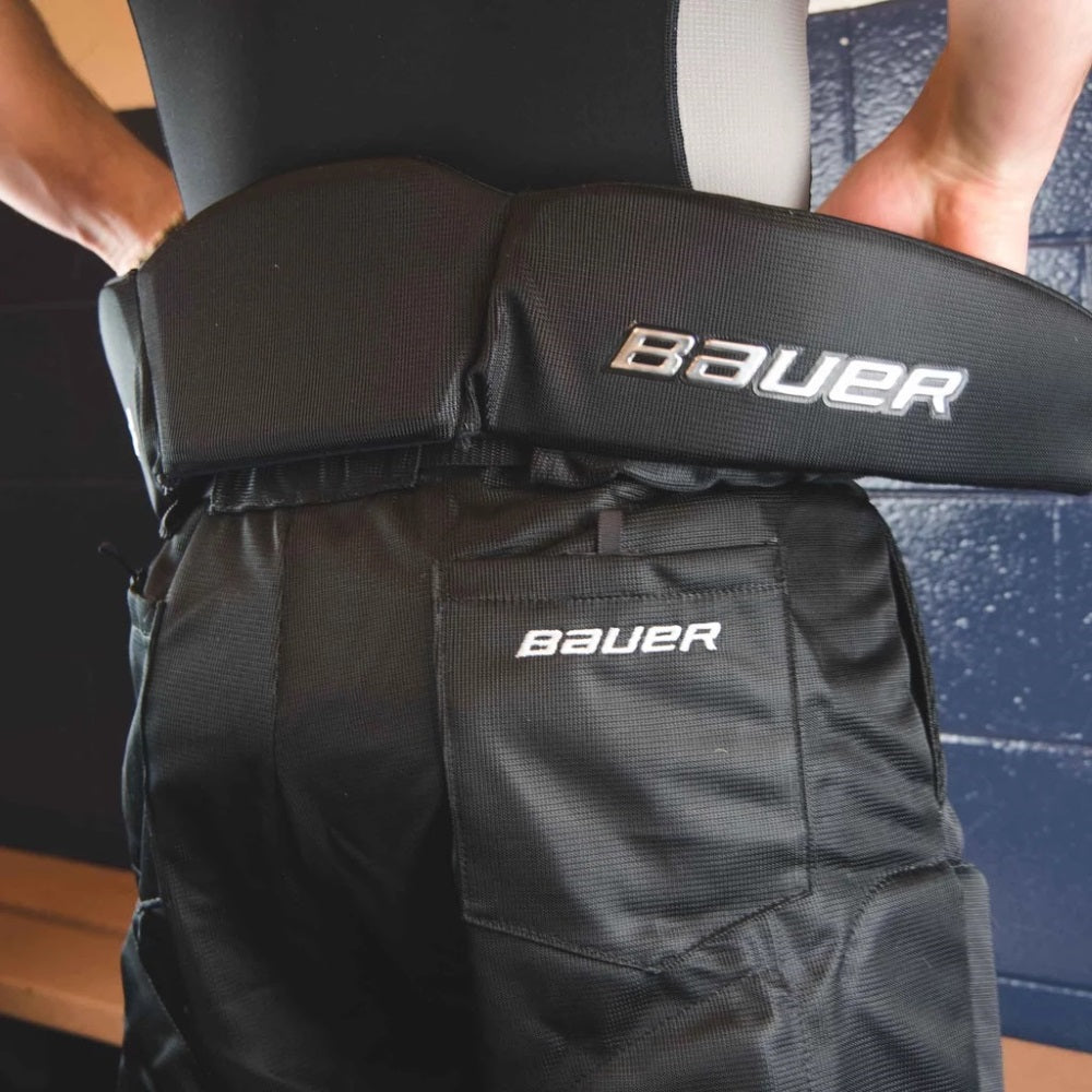 Bauer Hockey Referee Pants with Integrated Padding