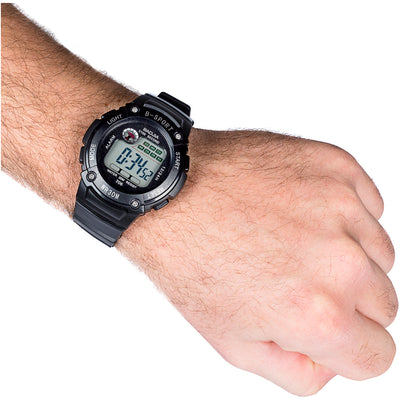 Black Digital Watch