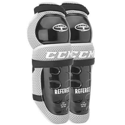 CCM Tacks SG100 Hockey Referee Shin Guards