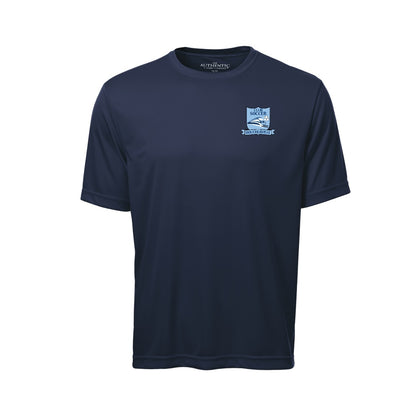 Soccer Boucherville Short Sleeves T-Shirt - Navy