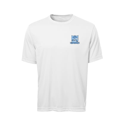 Soccer Boucherville Short Sleeves T-Shirt - White