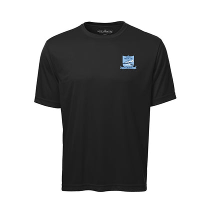Soccer Boucherville Short Sleeves T-Shirt - Black