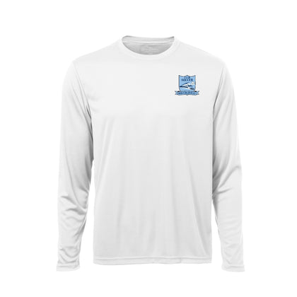 Soccer Boucherville Long Sleeves Shirt - White