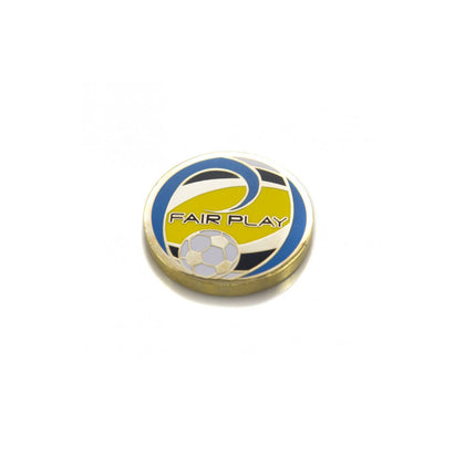 FIFA Referee Flip Coin - Fair Play Side