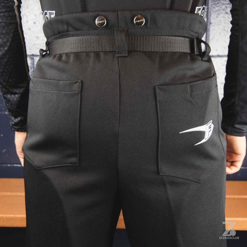 Force Recreative Hockey Referee Pants