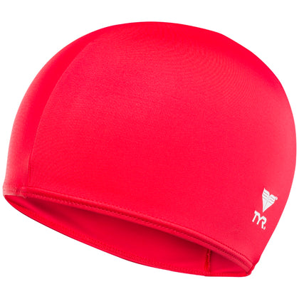 TYR JR Polyester Swimming Cap