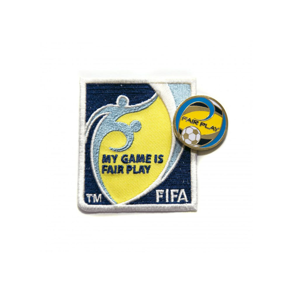 """Fair Play"" Badge and Flip Coin Combo"