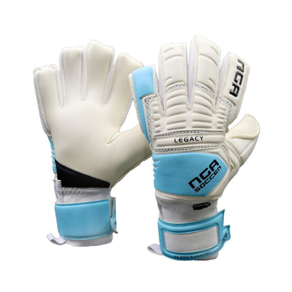 Legacy Goal Keepers Gloves - NGA - White/Blue