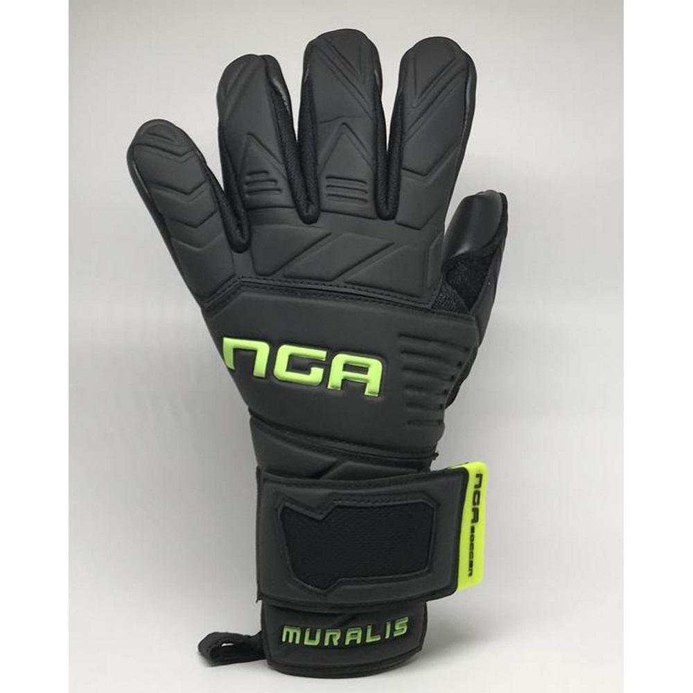 Muralis Goal Keepers Gloves - NGA - Black