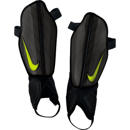 Nike Protegga Flex Soccer Player Shin Guards - Black/Yellow