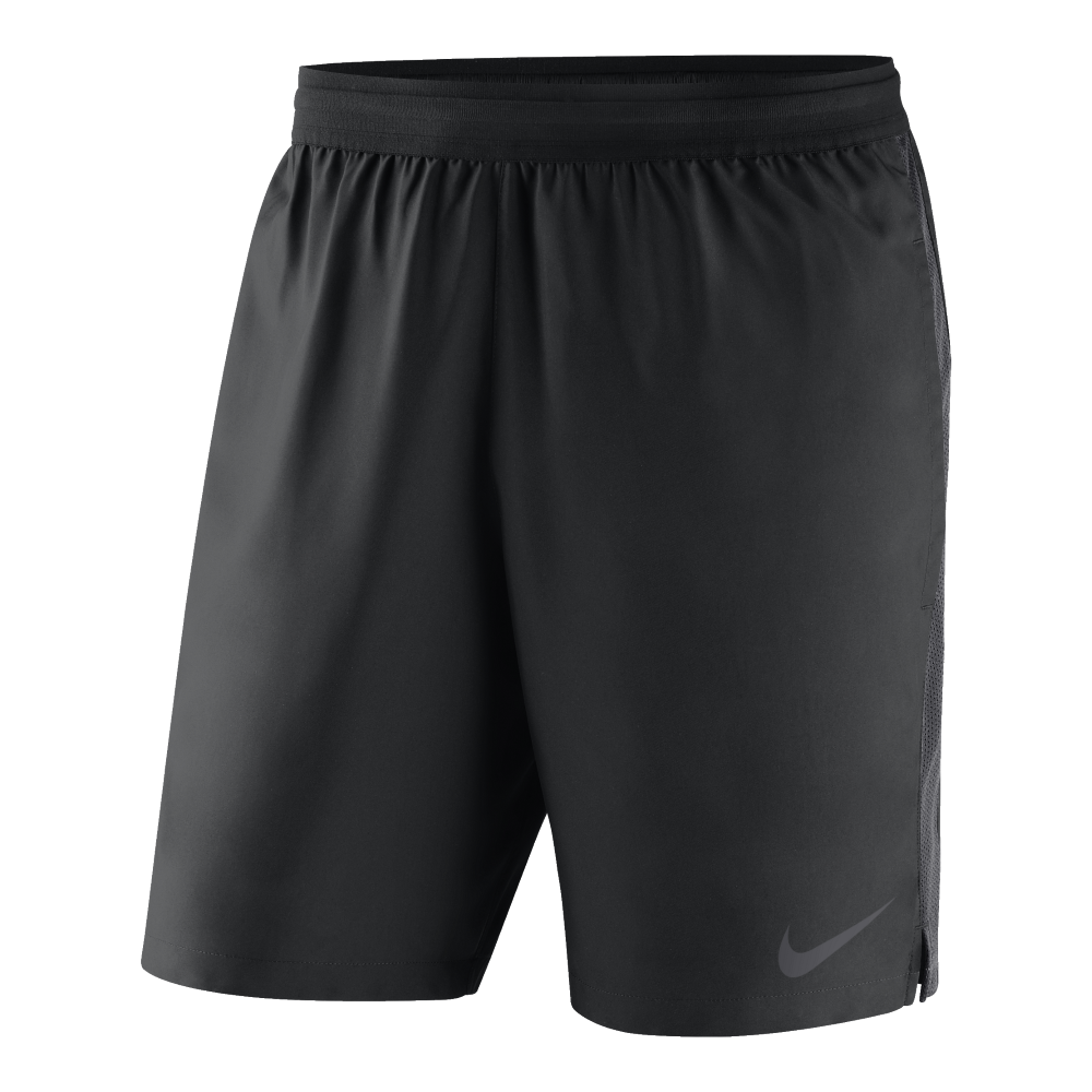 Complete Nike Soccer Referee Short Sleeves Uniform with 4 Colors - Black, Blue, Red, Orange