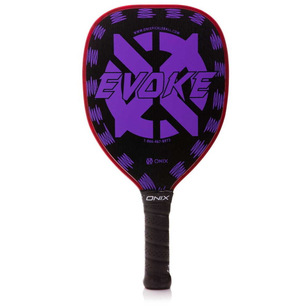 ONIX Evoke TearDrop Pickleball Graphite Paddle