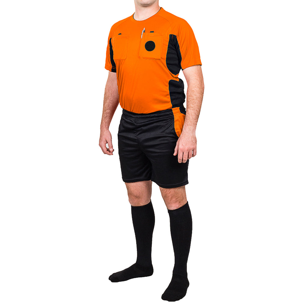 Essential Combo for Soccer Referees - Orange