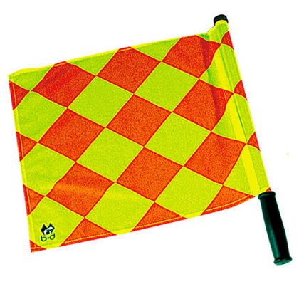 Quadro I b+d Assistant Referee Flag