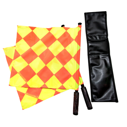 Refsworld REF Assistant Referee Flags