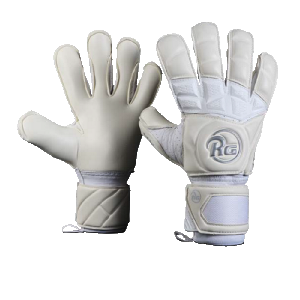 Aspro Goal Keepers Gloves - RG - White