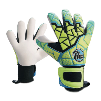 Dreer Goal Keepers Gloves - RG - Yellow/Blue