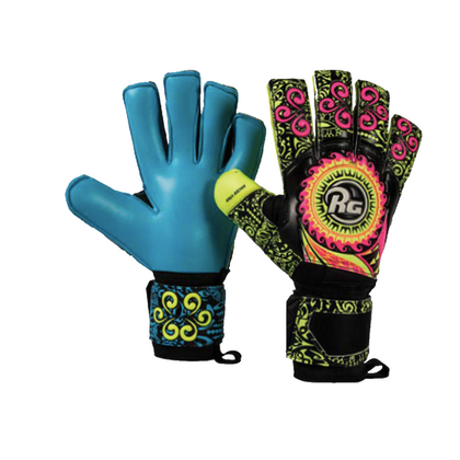 Haka Aroha Goal Keepers Gloves - RG - Multi