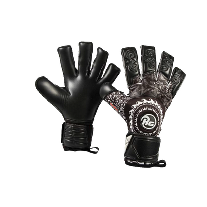 Haka Goal Keepers Gloves - RG - Black