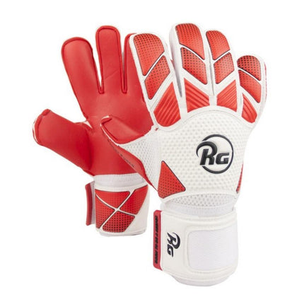 Pluja Fuoco Goal Keepers Gloves - RG - Red/White