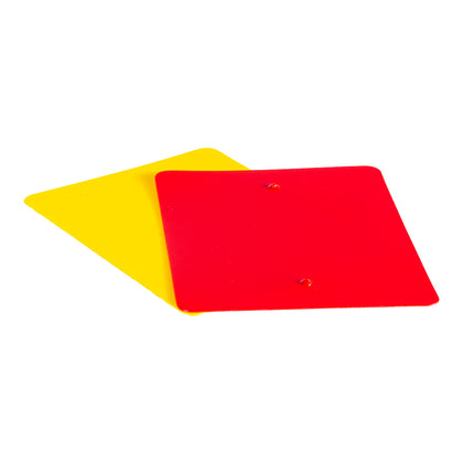 Soccer Referee Cards (Yellow and Red)