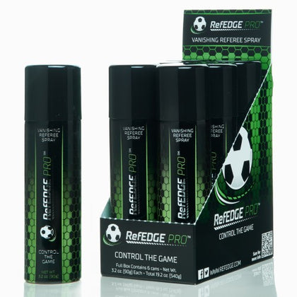 RefEDGE PRO – Vanishing Spray Can (Pack of 6)