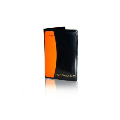 Solid Refsworld Referee Wallet with Re-usable Match Sheets