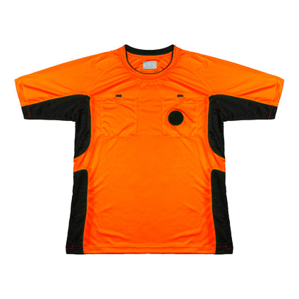 Arbitre-Équipement Soccer Referee Jersey - Orange