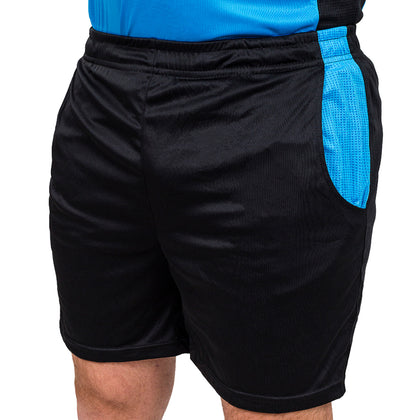 Arbitre-Équipement Soccer Referee Shorts - Blue