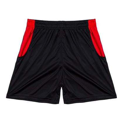 Arbitre-Équipement Soccer Referee Shorts - Red