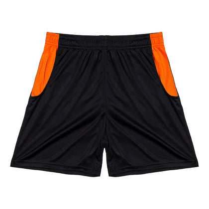 Arbitre-Équipement Soccer Referee Shorts - Orange