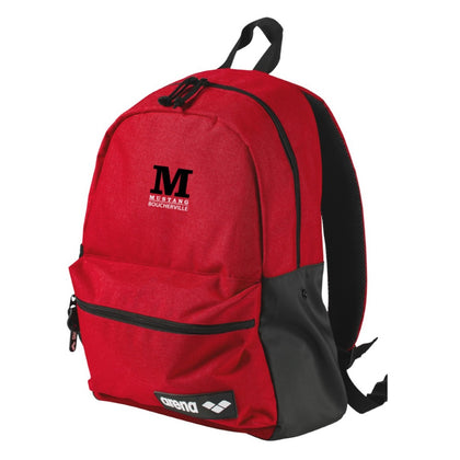 Mustang Arena Team 30L Backpack - Red