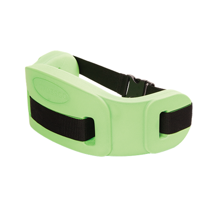 Aquam Aquafitness belt (jogbelt) - Green (Small)