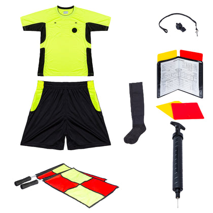 Basic Combo for Soccer Referees - Yellow