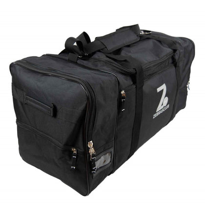 Zebrasclub Hockey Referee Black Sport Bag