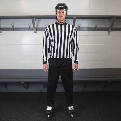 Zebrasclub Perfect Hockey Referee Combo