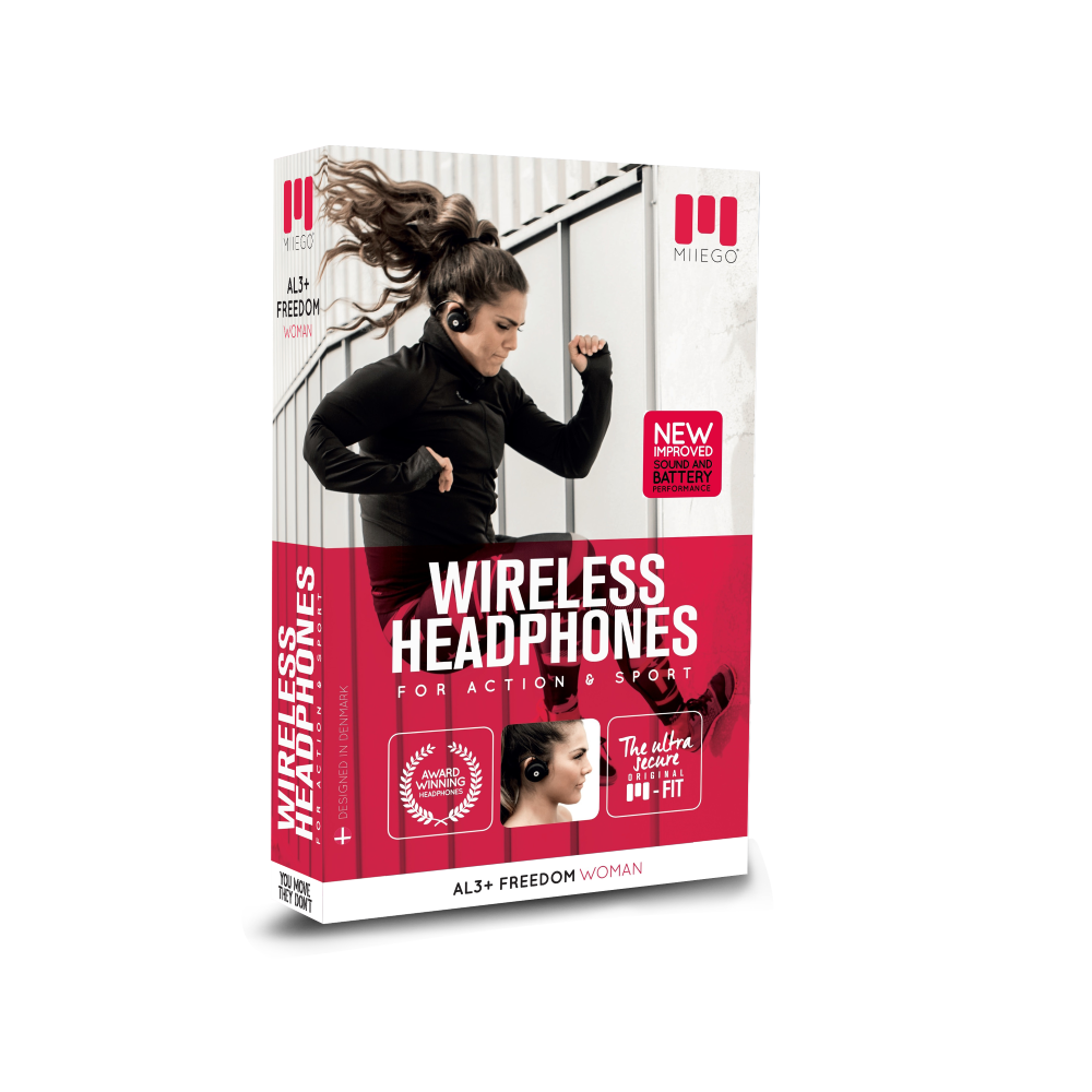 Miiego AL3+ Freedom for Woman Wireless Headphone