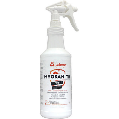 LALEMA Virucidal Disinfectant Spray Myosan TB - 1 Liter