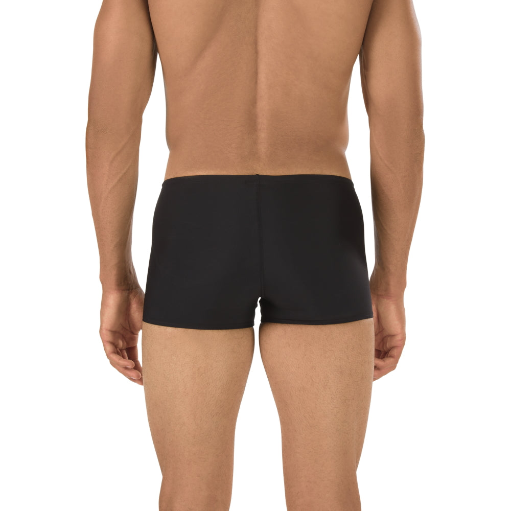 Speedo Square Leg Endurance+ Men's Swimwear - Black